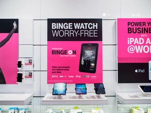 T-Mobile adds new BingeOn partners