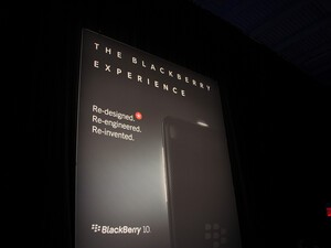BlackBerry 10 was officially launched three years ago today