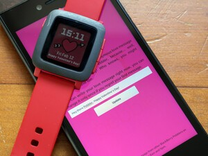 Send anonymous messages to BlackBerry Pebble users