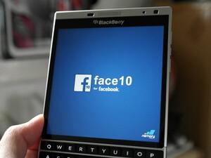 A closer look at Facebook app Face10