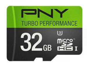 Save big on PNY memory cards at Amazon