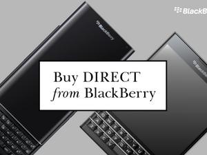 BlackBerry launches new direct sales program