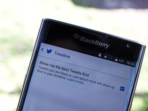 Turn off Twitter's 'best Tweets first' algorithm