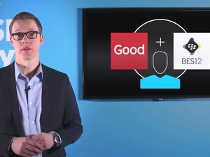 BlackBerry launches technical expert video series on YouTube