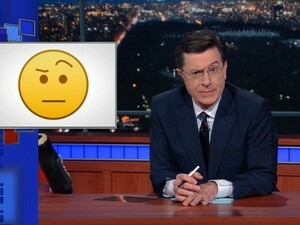 BlackBerry adds 'Colbert emoji' to BBM