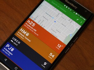 Get accurate public transit departure times with this app