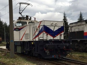 TÜBİTAK MRC chooses QNX for its new electric locomotive