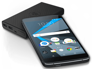 BlackBerry makes the DTEK50 official
