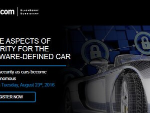 Certicom ensures security as cars become more autonomous