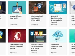 Become a web developer for only $59!