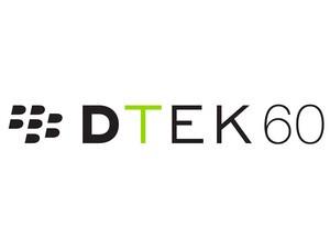 BlackBerry DTEK60 leaks out once again via promo image