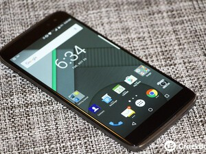 Crackberry is giving away a brand new DTEK60!