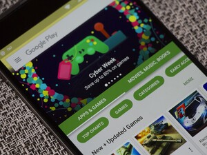 Google Play offers up 'Cyber Week Deals' on all the things!