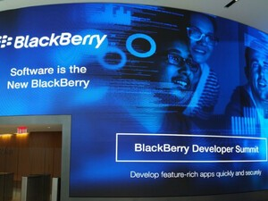 BlackBerry Developer Summit Europe happening in London on March 24