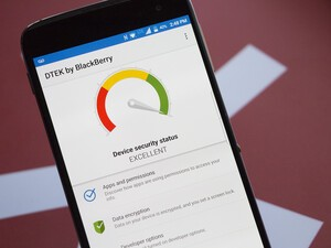 BlackBerry DTEK app updated with bug fixes and improvements