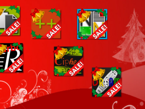QtHelex is offering not one, but two holiday promos for select apps!