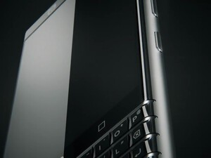 Here's another teaser video for the BlackBerry 'Mercury'