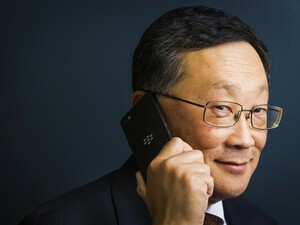 John Chen on 10 Years of CrackBerry