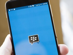 BBM for Android and iOS is all sorts of messed up right now