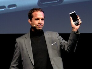 A passion for hardware and strong products is key for BlackBerry Mobile