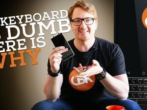 The smartest smartphone KEYboard