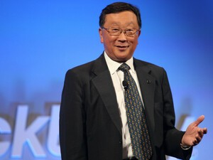 John Chen wants someone to build a simple, BlackBerry Bold 9900-like smartphone