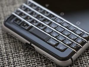 How to set up the fingerprint scanner on the BlackBerry KEYone