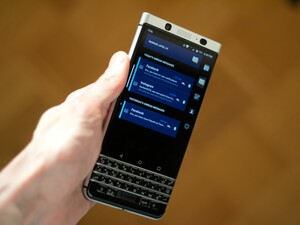 These BlackBerry KEYone launcher tweaks will amp up your productivity