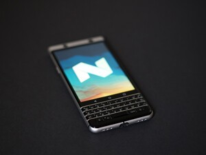Five great Android Nougat features on the BlackBerry KEYone