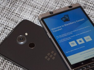 How to switch from another Android device to the BlackBerry KEYone