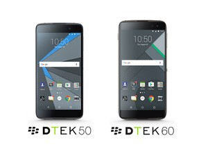ShopBlackBerry kicks off May sale with deals on DTEK50 and DTEK60!