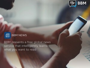 BBM Messenger adds 20 publishers to BBM News in Indonesia