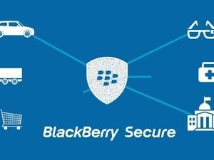BlackBerry Enterprise of Things platform gains multiple new enhancements