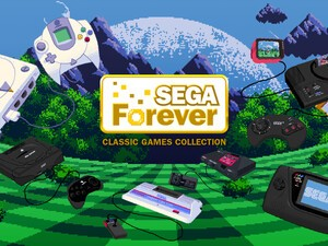 SEGA's new SEGA Forever collection brings retro games to mobile for free!