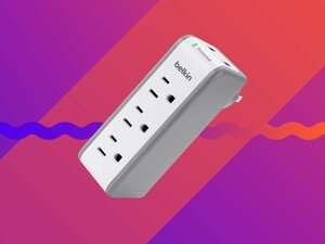 Grab a Belkin Surge Protector for as little as $12 today!