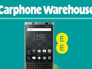 KEYone now available on EE pay monthly plans from Carphone Warehouse!