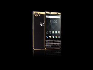 Axiom now offering special edition gold plated BlackBerry KEYone pre-orders
