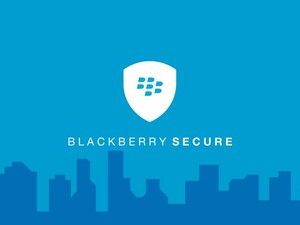 BlackBerry highlights new BlackBerry Secure software capabilities