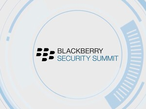 Register for the BlackBerry Security Summit taking place in London!