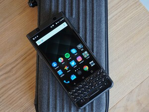 BlackBerry KEYone Black Edition now available from Saturn