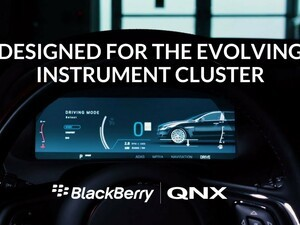 Tune into the QNX Digital Instrument Cluster webinar on October 18