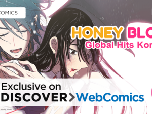 Hit comic Honey Blood now available exclusively to Indonesian BBM users