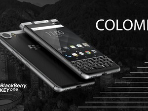 BlackBerry KEYone now available to order in Colombia