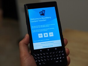 BlackBerry Content Transfer app updated with multiple improvements!