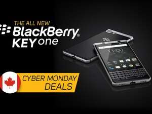 Cyber Monday Sale: Great deals on the BlackBerry KEYone in Canada!