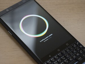 BlackBerry KEYone Oreo beta updated to ABG328