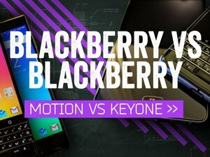 MrMobile BlackBerry Motion vs. KEYone: Buttons Make The BlackBerry