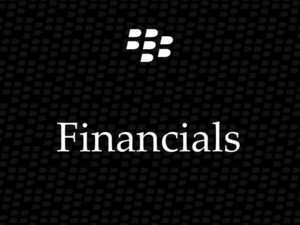 Listen to the replay of BlackBerry's Q3 Fiscal 2018 earnings call