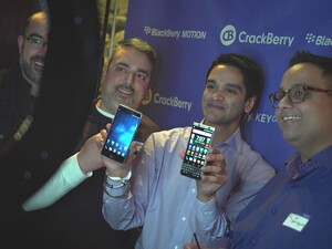 CrackBerry UNSTOPPABLE Tour hits Toronto - Check out the highlights video!