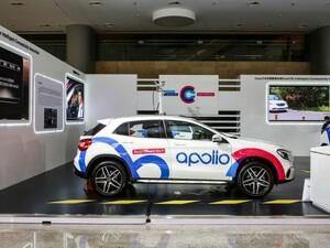 BlackBerry and Baidu team up on autonomous vehicle technology